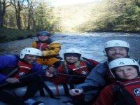 Fun days rafting on great rivers