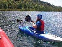 Kayaking is fun for everyone!