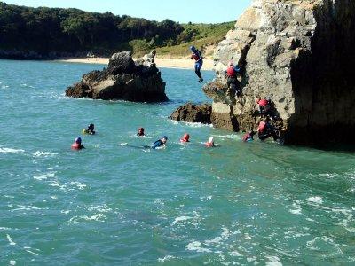 Adventure Beyond Coasteering