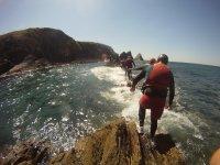 Coasteering Adventure Beyond