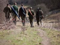 Enjoy one of our shooting packages with friends
