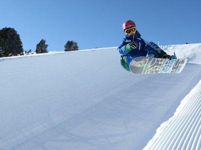 Grupo FGC La Molina Estaciones de Esquí