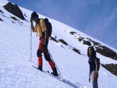 Acción y Eventos Raquetas de Nieve
