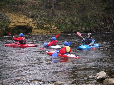 Half Day Kayaking Experience Aldwark