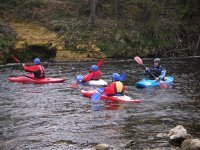Kayaking with Experience