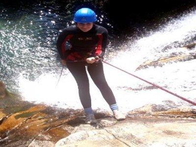 Antur Outdoor Adventure Canyoning