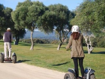 Sunshine Segways