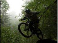 Mountain bike tricks