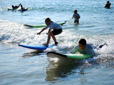 Surf course 1 day Playa de Patos, Nigrán