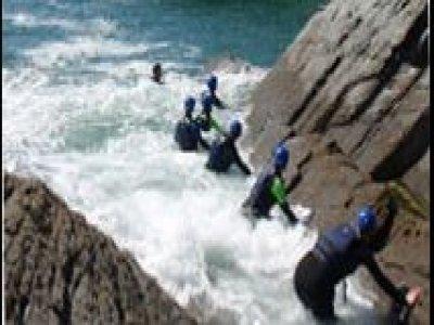 The Ultimate Adventure Centre Coasteering