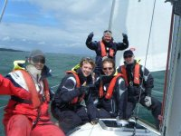 Round The Island Race Weekend