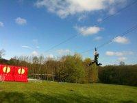 A great zipline.