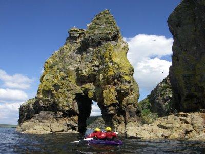 Half Day Kayaking Experience Fishguard