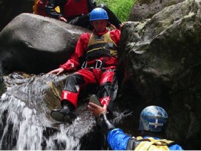 Vertical Descents Scotland Canyoning
