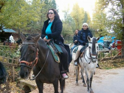 Horseback riding Trip in Cazorla 2h