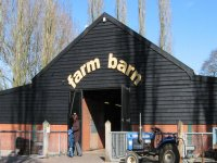 Visit the farm.
