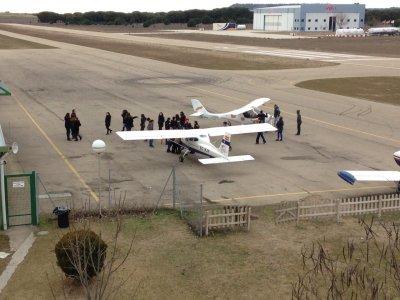 Aeródromo de Matilla Vuelo en Avioneta