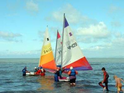 Llain Activity Centre Sailing