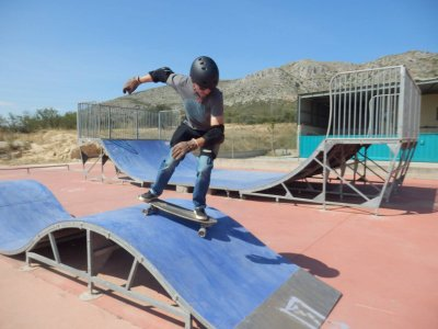 Brave Skate Escola