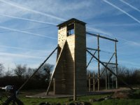 Take on our High Ropes course