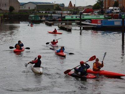 Diverse Coaching Kayaking