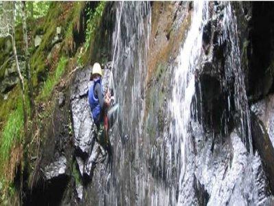 Loch Tay Highland Lodges Canyoning