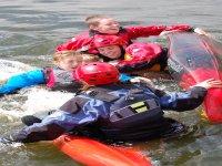 Flat Water kayak Training