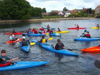 Engage Watersports Ltd Kayaking