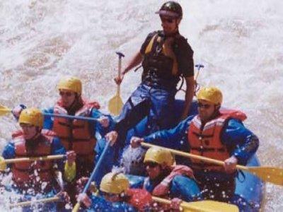 Loch Tay Highland Lodges Rafting
