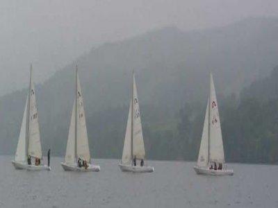 Loch Tay Highland Lodges Sailing
