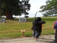 Archery In the Making