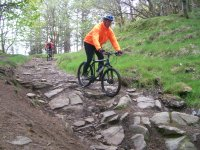 Mountain Bike Skills Course
