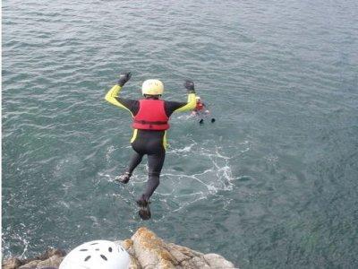 Outdoor Guernsey Coasteering