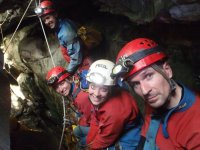 Caving for all abilities