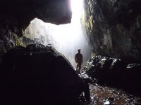 Caving in Derbyshire and Yorkshire