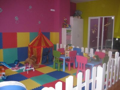 Centro de Ocio Infantil Rainbow
