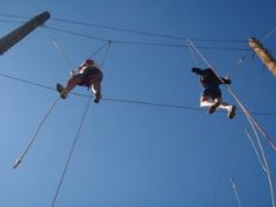 Mountain Monkeys Canopy