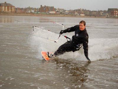Try Kitesurfing
