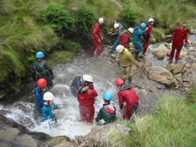 LockerbrookCentre Canyoning