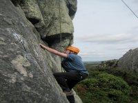 Scenic climbing