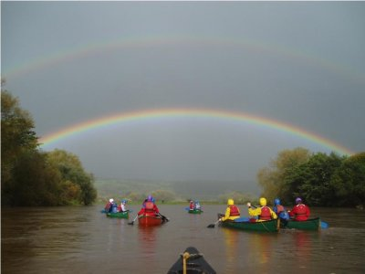 Hilston Park Outdoor Education Centre  Canoeing