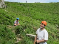 Excellent abseil completed