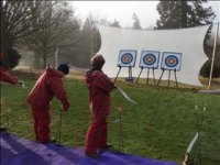 Archery is fun for all ages.