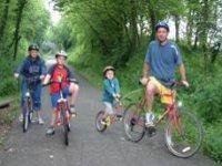 Mountain Biking in Ruby Country.