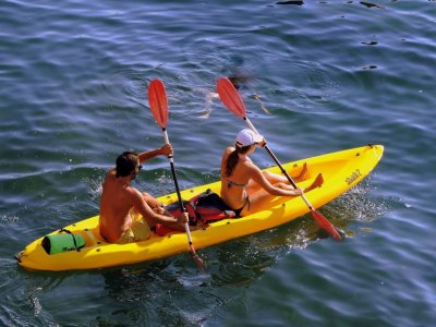 Wet and Wild Kayaks