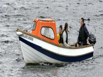 Loch Tay Highland Lodges Fishing Boats