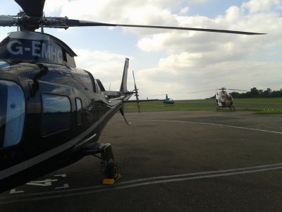 Adventure 001 Helicopter Flights