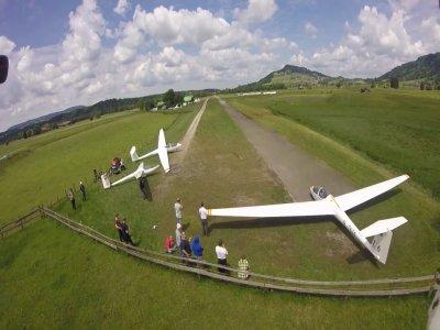 Adventure 001 Ltd Gliding