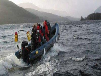 Loch Tay Highland Lodges Powerboating