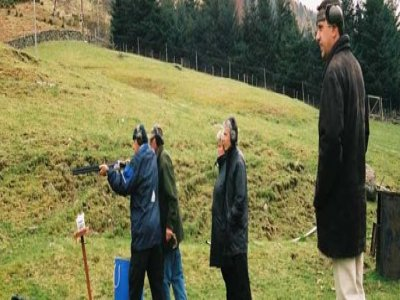 Loch Tay Highland Lodges Clay Pigeon Shooting